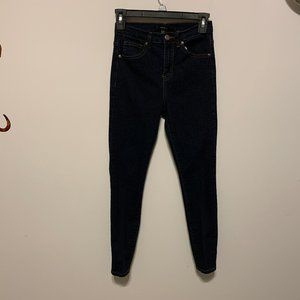 FOREVER 21 SKINNY JEANS SIZE 24